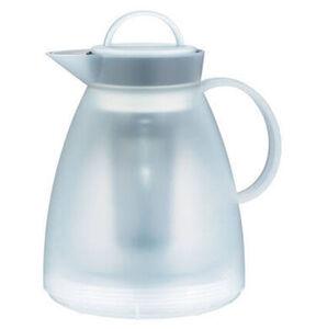 "Alfi Isolierkanne ""Dan"", 1 Liter, Kunststoff, weiß"