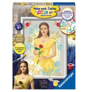 "Ravensburger Mal-Set ""Belle - Disney Princess"""