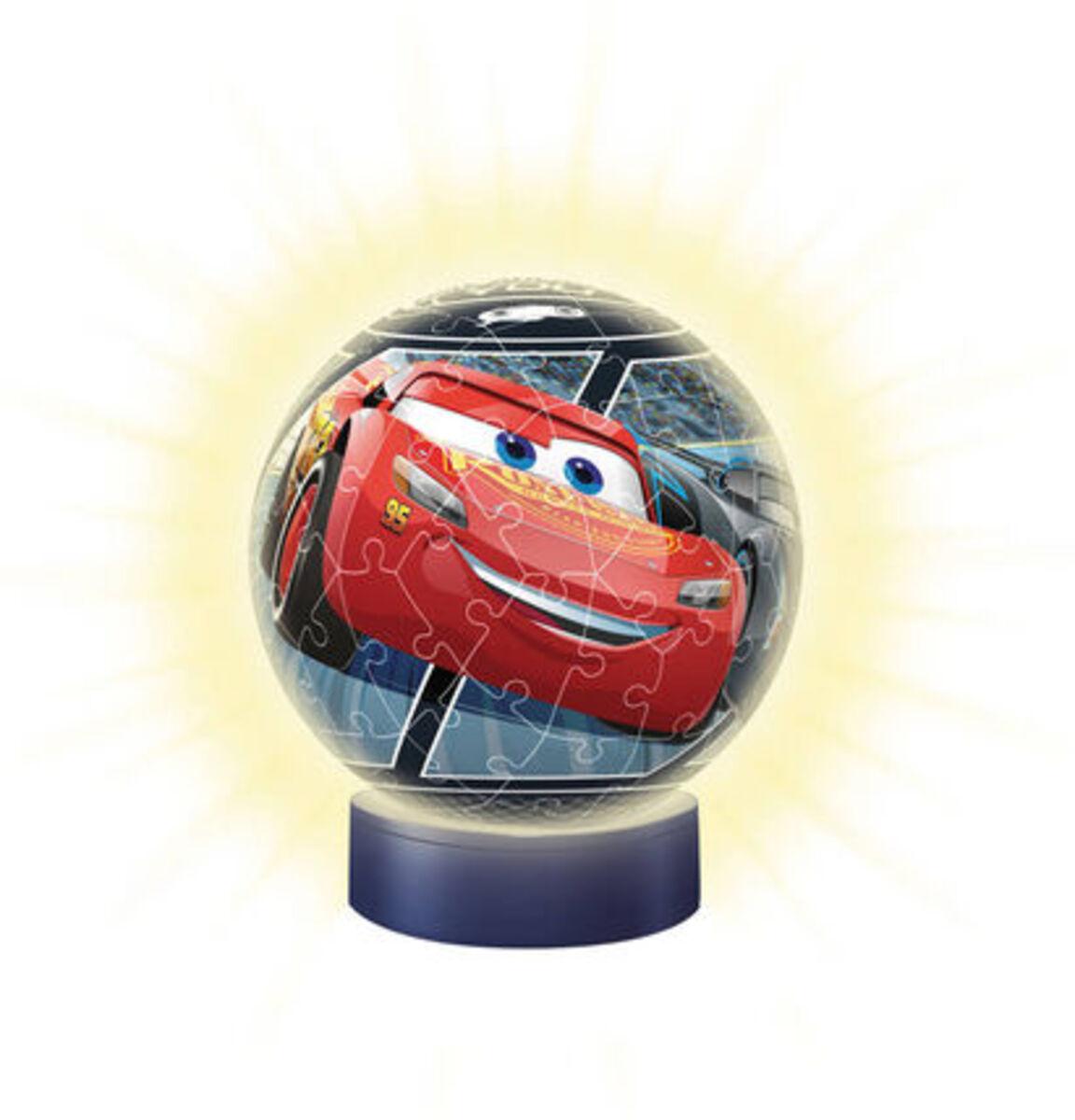 """Bild 2 von Ravensburger 3D Puzzle Ball """"Nachtlicht"""", 72 Teile"""
