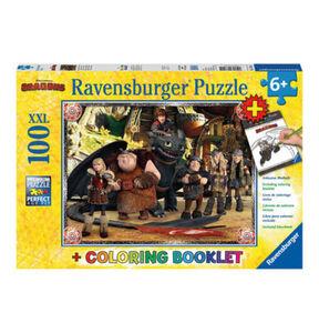 """Ravensburger Puzzle """"Hicks und seine Freunde"""", XXL, 100 Teile"""