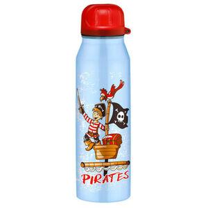 "Alfi Isolier-Trinkflasche isoBottle ""Pirates"", 0,5 l, hellblau"