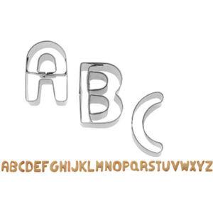 Westmark Buchstaben-Ausstechformen A-Z
