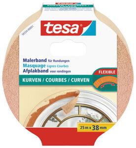 Tesa Malerband für Kurven, 25 m/38 mm