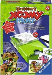 Ravensburger Malen und Basteln - XOOMY Pocket - Dinosaurs