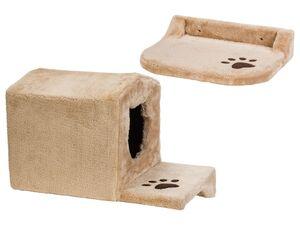 ZOOFARI® Katzenkletterwand