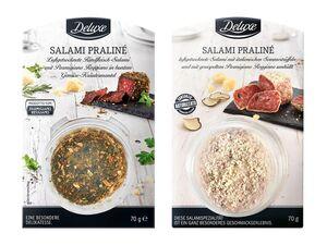 Salami-Praliné