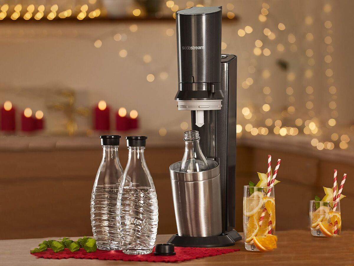 Bild 2 von Sodastream 2 Ersatzglaskaraffen
