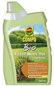 Bio Rasen Moos-frei Herbistop, 500 ml Compo
