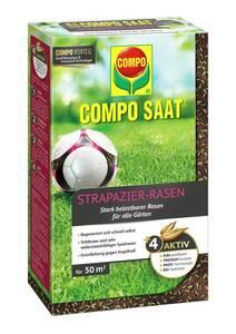Strapazier-Rasen - 1000 g, für 50 m² Compo