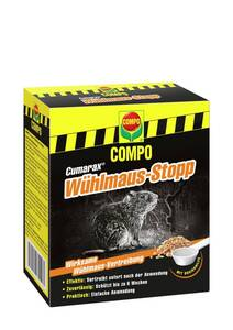 CUMARAX Wühlmaus-Stopp - 200 g Compo
