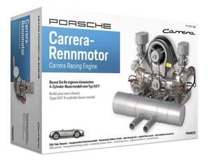 Funktionsmodell Porsche Carrera Rennmotor Franzis-Verlag