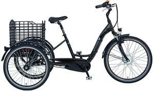 """E-Bike Dreirad 26"""" CARGO 3R Prophete"""
