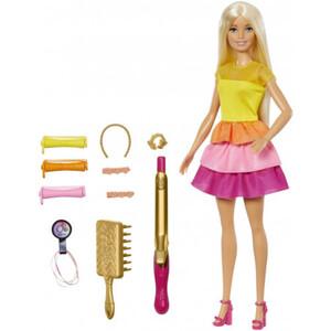 Barbie Lockenstyle Puppe blond