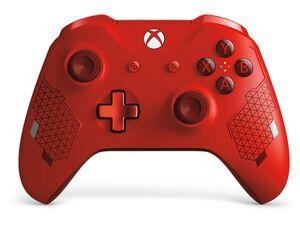 Microsoft Xbox Wireless Controller Sport Red