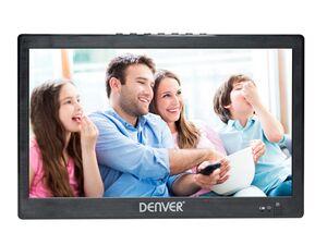 DENVER 1031 Portabler LED-TV 10 Zoll,  DVB-T Emfpang