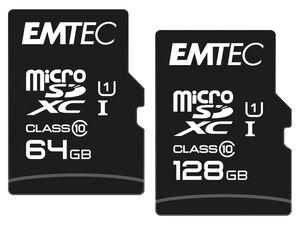 Emtec microSDXC UHS1 U1 EliteGold Speicherkarte