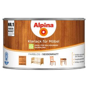 Klarlack für Möbel seidenmatt 0,3 l