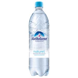 Adelholzener Mineralwasser Naturell