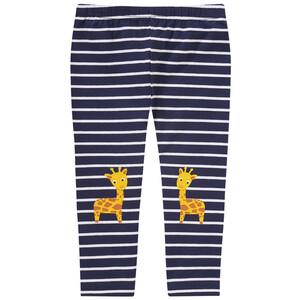 Baby Leggings mit Giraffen-Motiv