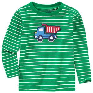 Baby Langarmshirt mit Kipper-Applikation