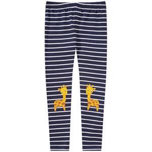 Kinder Leggings mit Giraffen-Motiv