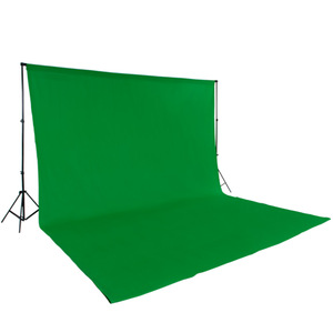 Fotohintergrund Komplettset grün