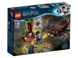 LEGO 75950 Harry Potter™ Aragogs Versteck