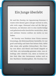 Kindle Kids Edition (2019) E-Book Reader schwarz/blau