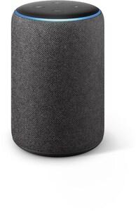 Echo Plus (2. Gen.) Aktiver Multimedia-Lautsprecher schwarz