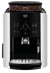 Krups Kaffeevollautomat EA8118 ,  Kegelmahlwerk aus Edelstahl, Dampfdüse
