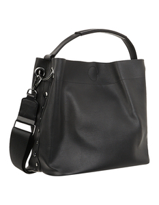 Damen Hobo Bag in Lederoptik