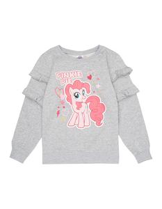 Mädchen Sweatshirt mit My Little Pony-Print