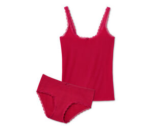 Hemdchen-Panty-Set