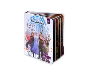 Puzzlebuch »Die Eiskönigin 2«