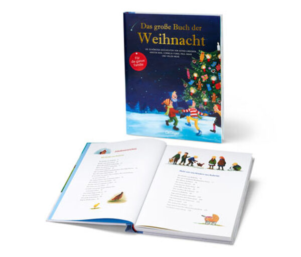 Buch »Das große Buch der Weihnacht«