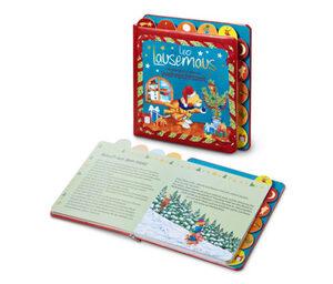 Buch »Leo Lausemaus – Minutengeschichten zur Weihnachtszeit«