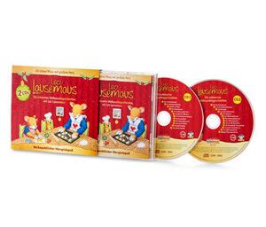 CD »25 weihnachtliche Geschichten mit Leo Lausemaus«