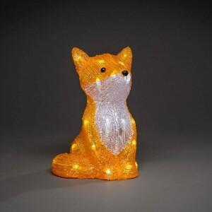 Konstsmide LED Acrylfigur Fuchs