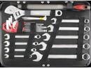 Bild 2 von PRIMASTER Werkzeugkoffer 129 teilig | B-Ware - der Artikel ist neu - ein Zubehör beschädigt - ohne OVP