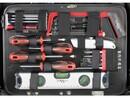 Bild 4 von PRIMASTER Werkzeugkoffer 129 teilig | B-Ware - der Artikel ist neu - ein Zubehör beschädigt - ohne OVP