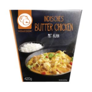 Youcook Asiatische Menüs