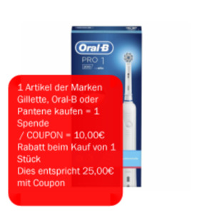 Oral-B Pro1 200 SensiUltra Thin