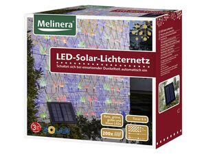 MELINERA® LED-Solar-Lichternetz