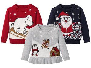 LUPILU® Baby Pullover Weihnachten