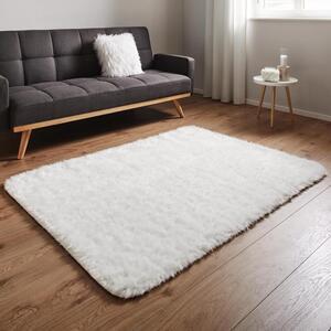 Teppich in Weiß ca.120x170cm 'Romy'