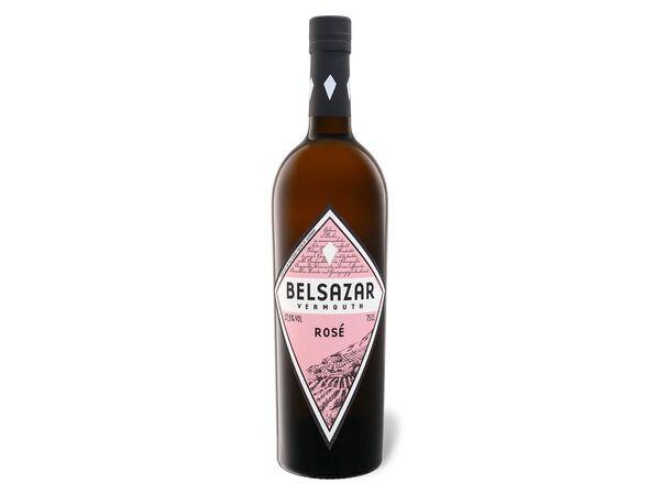 Belsazar Vermouth Rosé 17,5% Vol