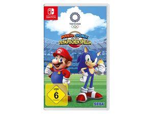 Nintendo Mario & Sonic bei den Olympischen Spielen: Tokyo 2020