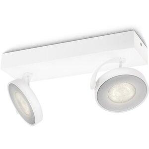 Philips LED-Spot 2er Clockwork EEK: A++
