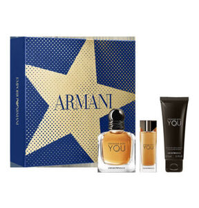 Emporio Armani Stronger With You Duft-Set 3-teilig