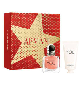 Emporio Armani In Love With You Duft-Set 2-teilig